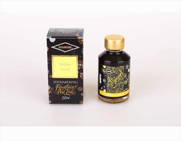 50ml of Golden sands fountain pen ink